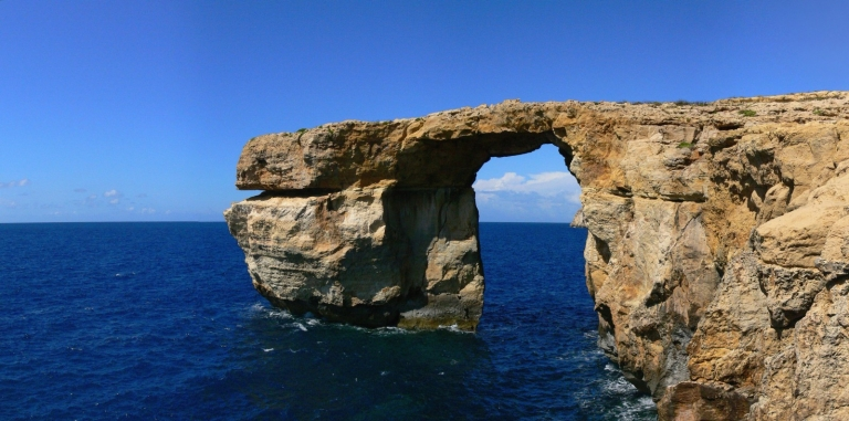 Malta's Iconic Azure Window