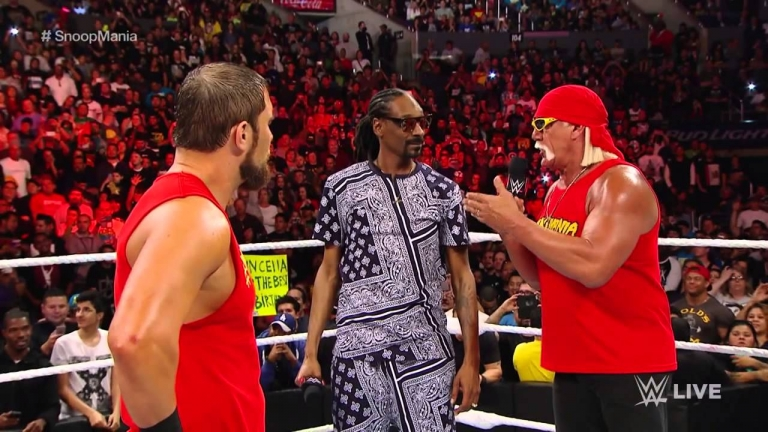 Snoop Dogg and Hulk Hogan Is The Number One Tag Team In The World!
