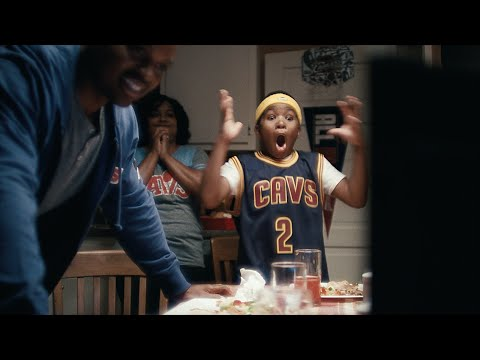 """""""Worth the wait""""... Nike's Powerful Ad For Cleveland's First NBA Championship"""
