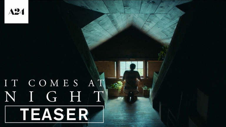 'It Comes At Night' first official trailer starring Joel Edgerton, Riley Keoug, and Christopher Abbott