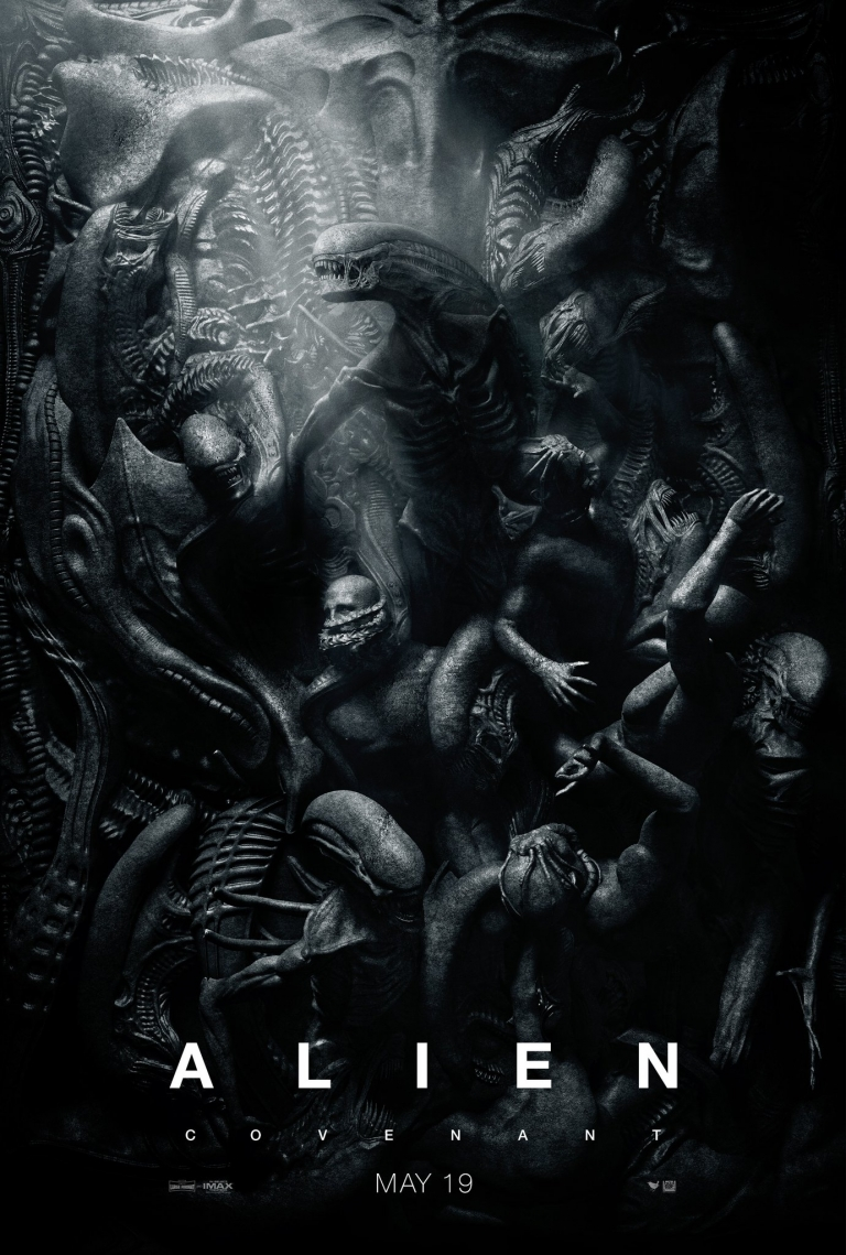 'Alien: Covenant' New #Poster