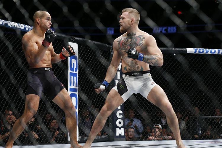 #Sports: What is Conor McGregor's Snapchat username?