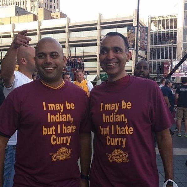 I may be Indian, but I hate Curry...