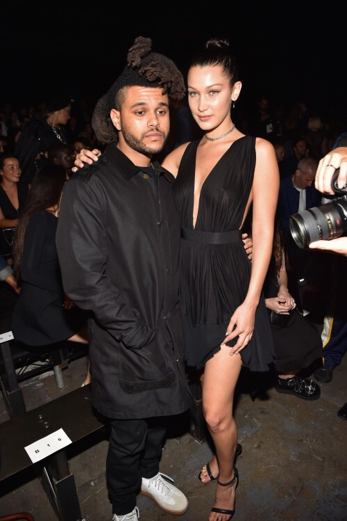 #Entertainment: Do you think The Weeknd is too old for Bella Hadid?