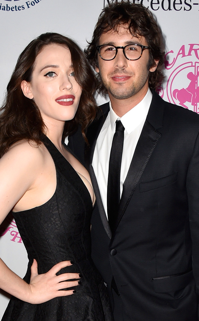#OMG: Kat Dennings and Josh Groban are dating! How did they end up with each other? Do you like these two together?