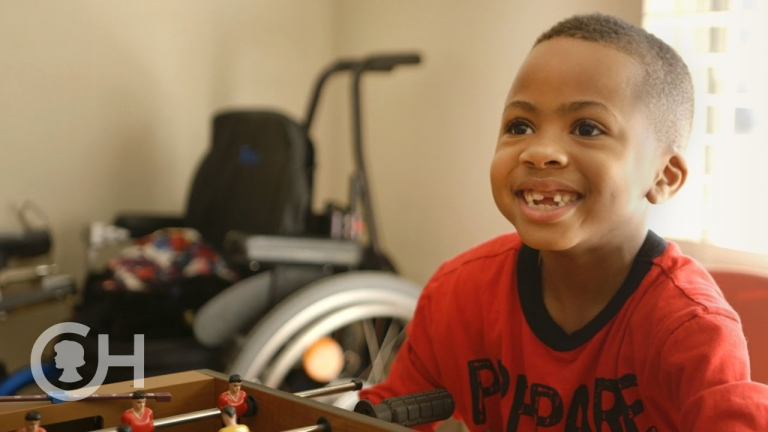 First Bilateral Hand Transplant in a Child: Zion's Story