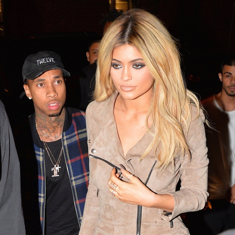 Tyga Cancels Brazil Shows Because Kylie Jenner is Jealous!