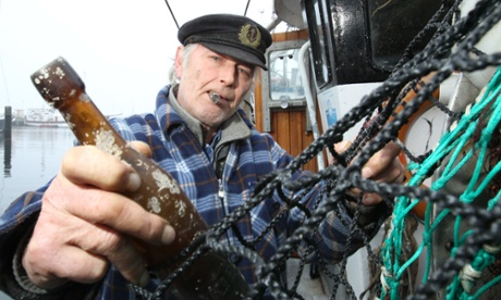 #Interesting: Message in bottle arrives after 101 years