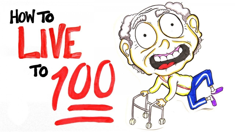 How to Live to 100? Here Are the Things You Should Do...