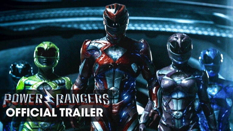 Power Rangers (2017) Official Trailer – It's Morphin Time!