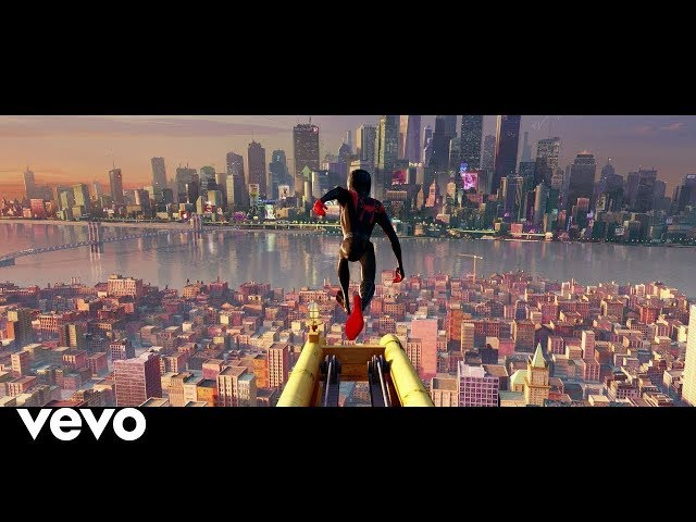 Post Malone, Swae Lee - #Sunflower (Spider-Man: Into the Spider-Verse)