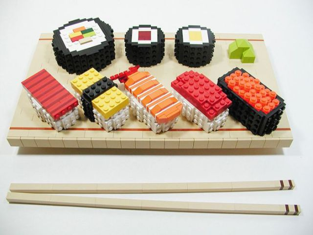 The new sushi?
