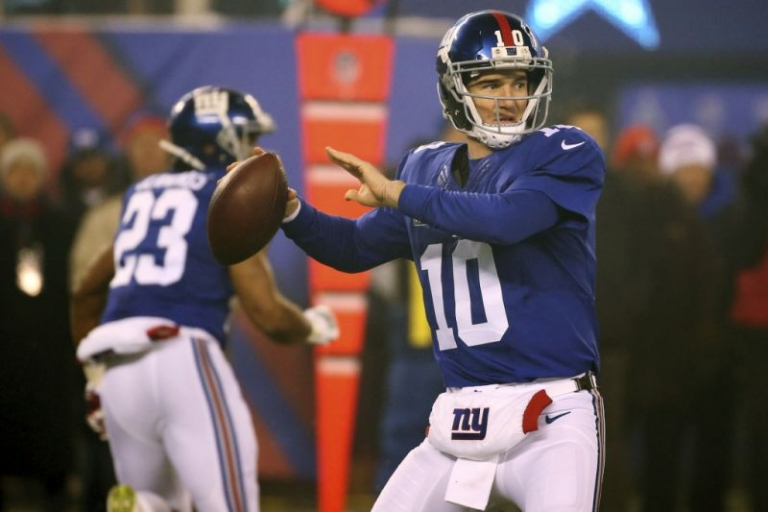 NFL investigating Giants' potentially illegal two-way radio use vs. Cowboys