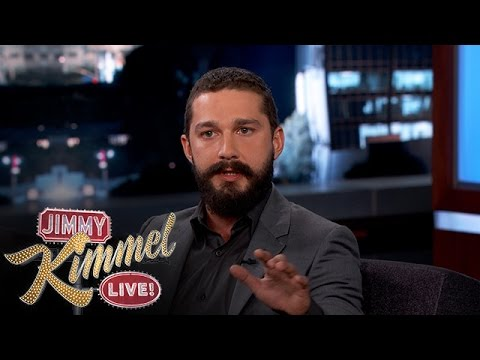 """Shia LaBeouf Explains His Arrest In Broadway show """"Cabaret""""... it is all because of Whiskey!"""