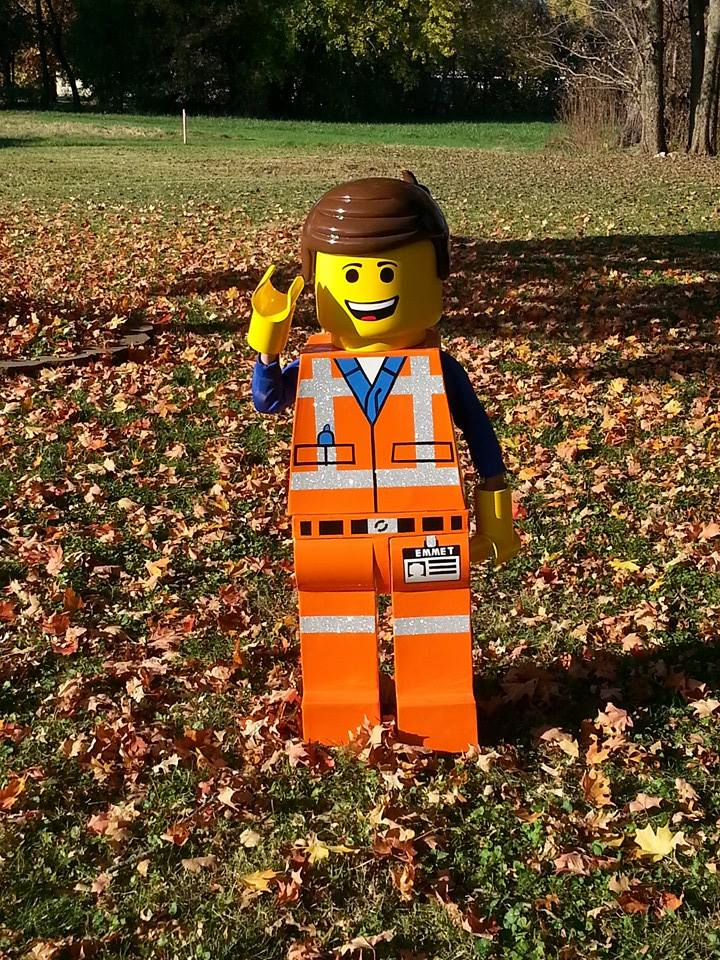 The Lego #Halloween Costume Wins! Check Out These Photos!