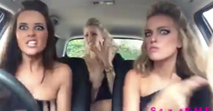 These 3 girls will blow you.... away!