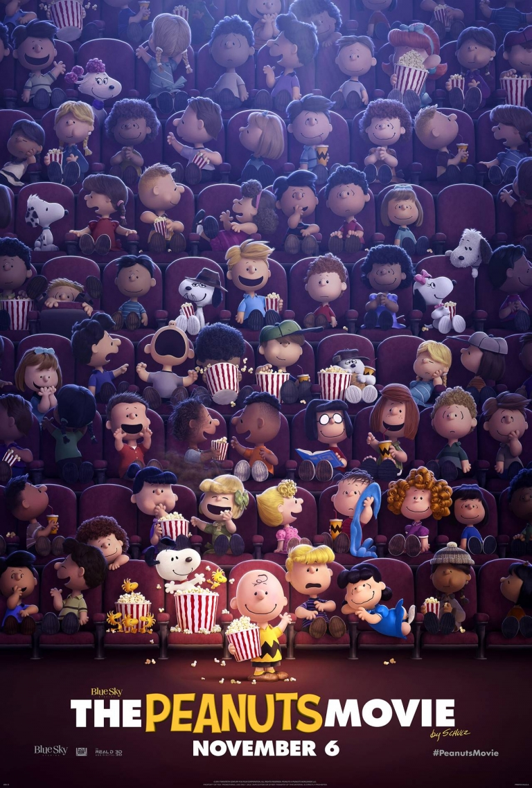 The Peanuts Movie #Poster
