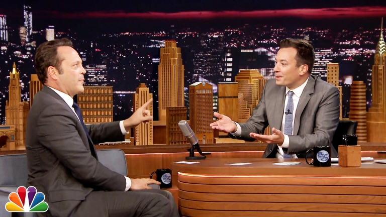 Jimmy Fallon Play 5-Second Summaries with Vince Vaughn