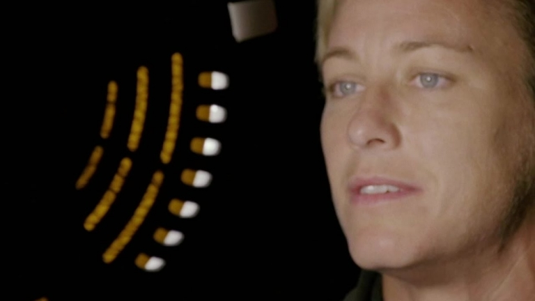 Abby Wambach Delivers Inspirational Speech 'We Just Got To Believe'