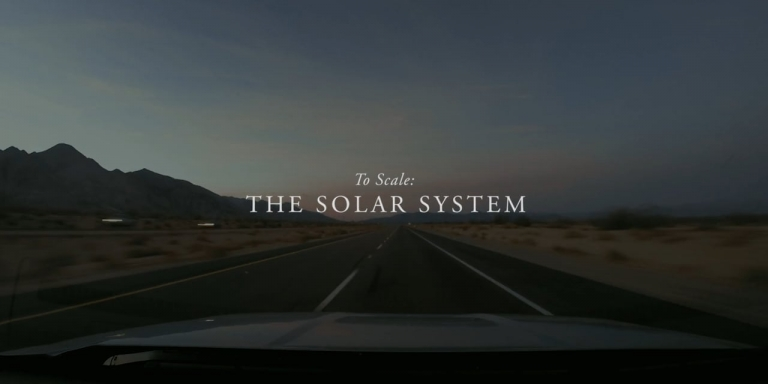 Filmmakers Wylie Overstreet and Alex Goros Scale The Solar System