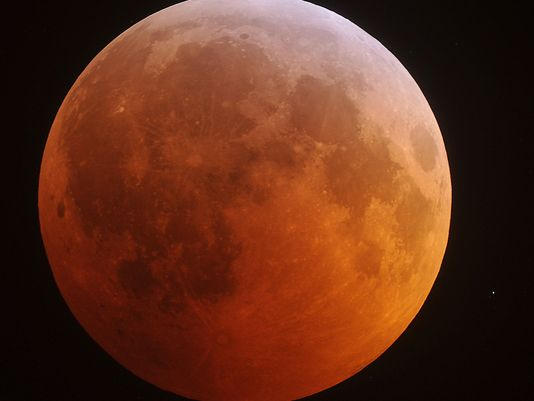 When and Where to Watch This Weekend's Total Lunar Eclipse