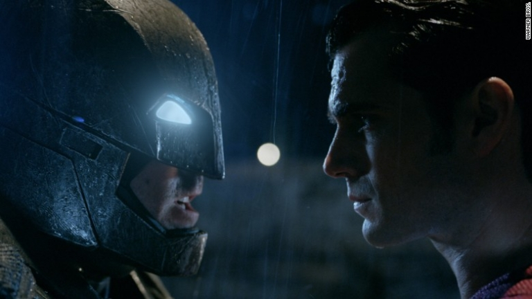 'Batman v Superman' made a record-breaking March opening weekend with $170.1 million despite bad reviews