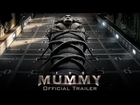'The Mummy' (2017) Trailer Starring Tom Cruise