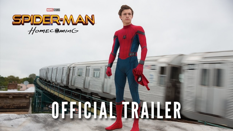 'Spider-Man: Homecoming' first official trailer starring Tom Holland