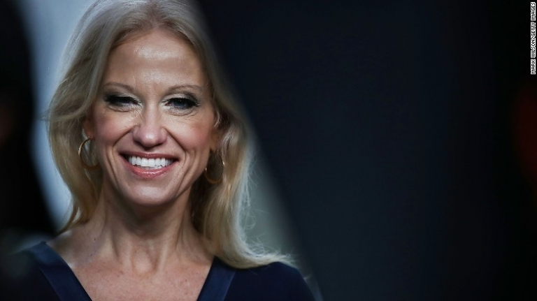 Kellyanne Conway created a fake news, cites non-existent Bowling Green 'massacre' defending ban