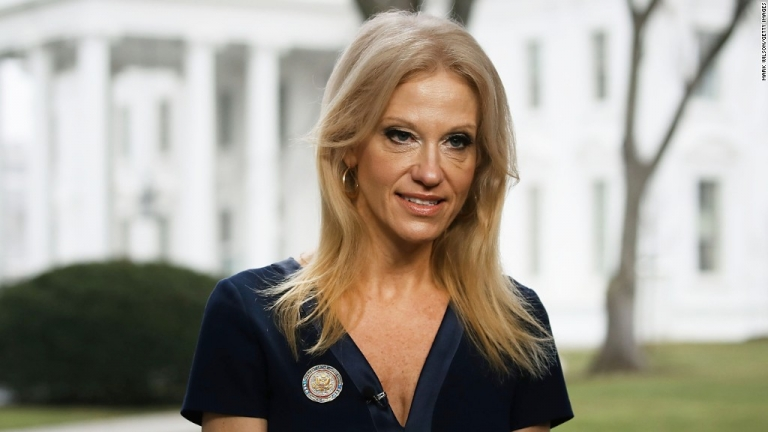 Kellyanne Conway is a pathological liar