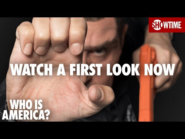 """Sacha Baron Cohen's """"Who Is America"""" Preview"""