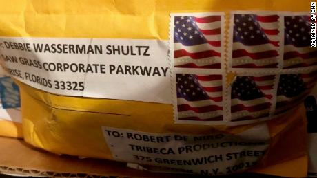 Police Investigate Suspicious Package Addressed to Robert De Niro #MAGABomber