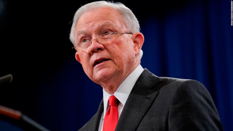 Trump Fires Jeff Sessions