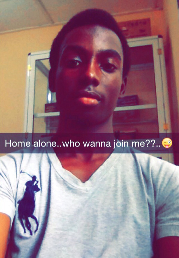 Snap me: kid_softy