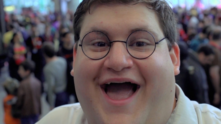Real Life Peter Griffin Was At New York Comic Con 2014