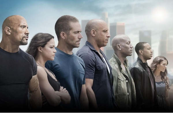 'Furious 7' on track for $150 million opening weekend