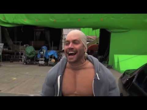 Paul Walker's funny moment pretending to be Vin Diesel on the set of 'Fast and Furious'