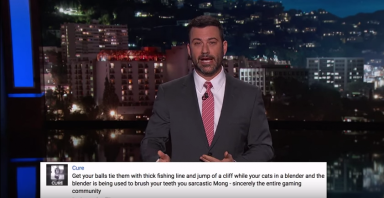 Jimmy Kimmel Got The Whole eSports Community Mad After Mocking Them On His Show
