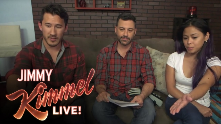 YouTube Gamers Educate Jimmy Kimmel on Why People Watch Other People Play Games Online