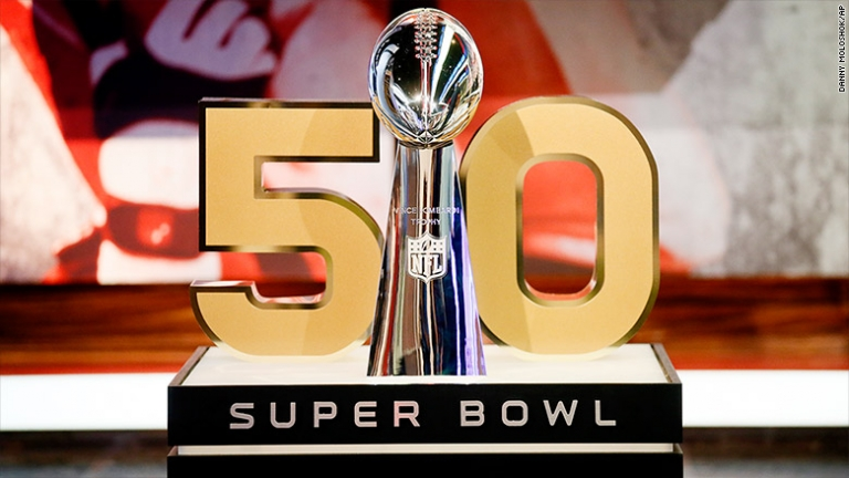 #WhatDoYouThink: NFL ditches Roman numerals for Super Bowl 50