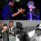 Eminem has never won a game of rock paper scissors... it's always a draw