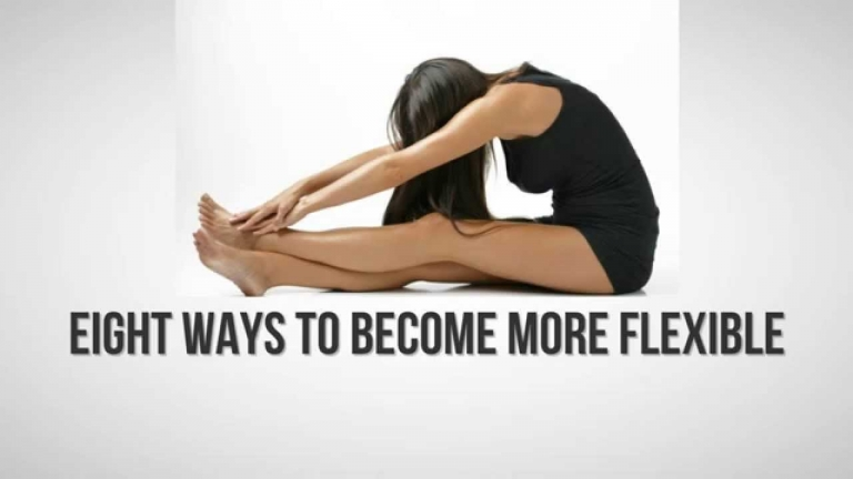How You can be More Flexible