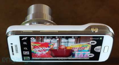 Samsung Galaxy S4 Zoom Review | #gadget #camera #android