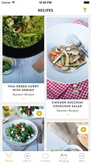 #FoodAndDrink: Kitchen Stories Cookbook – Video and Photo Recipes In Your iPhone