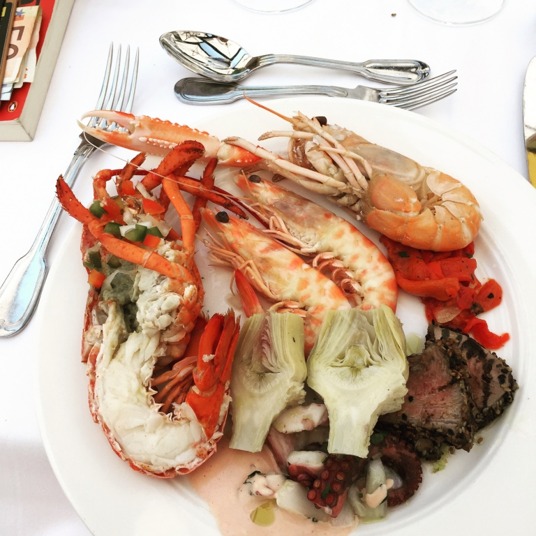 #Seafood Delight