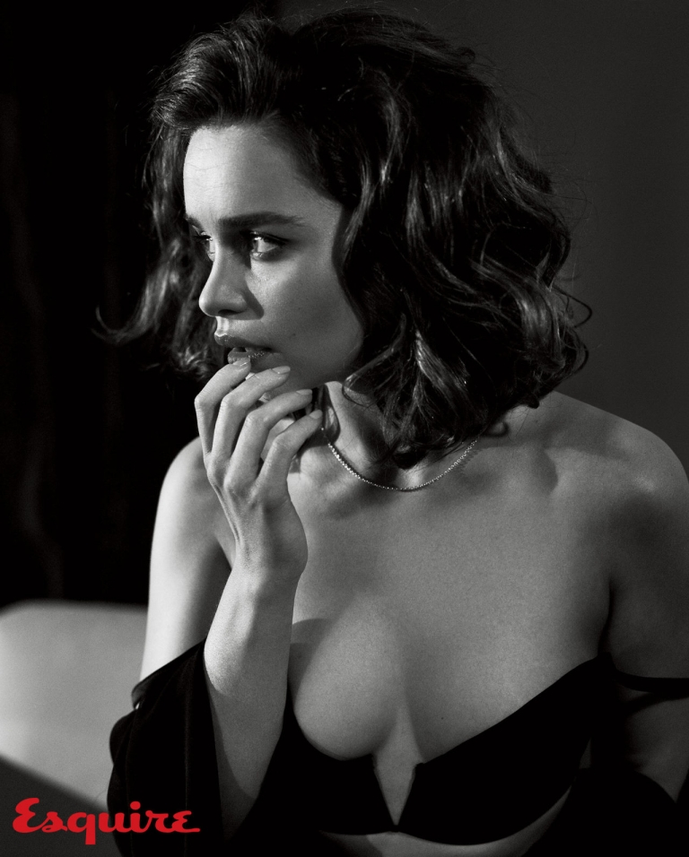 Esquire 2015: Game of Thrones' Emilia Clarke Is the Sexiest Woman Alive!