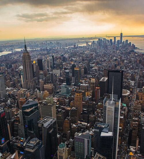 #NYC is where you want to be. Such a magnificent city...