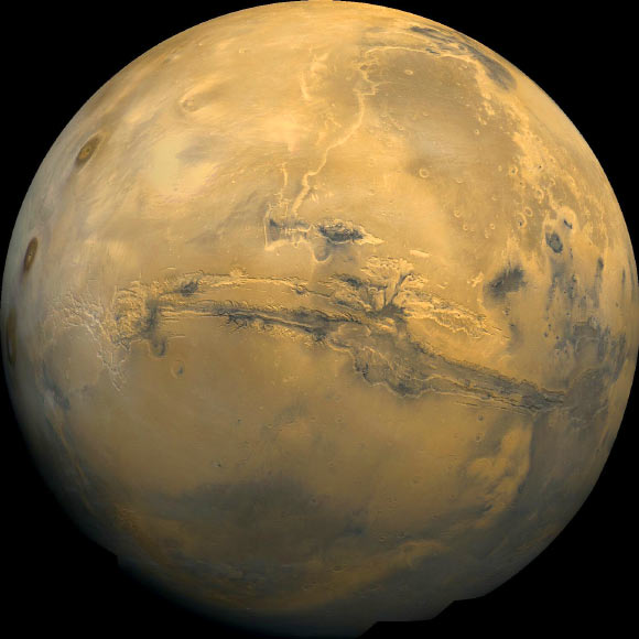 #Mars: First Radiation Measurements from Planet's Surface