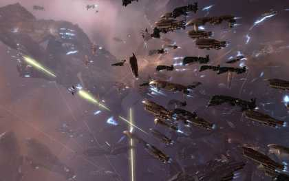 #Gaming: Largest space battle in history claims 2,900 ships | #EveOnline
