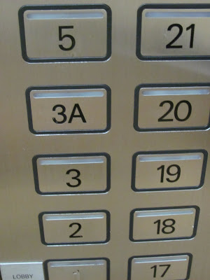 #DidYouKnow there's no number 4 in elevator in China and Japan?